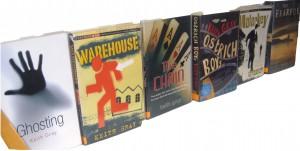 Keith Gray books