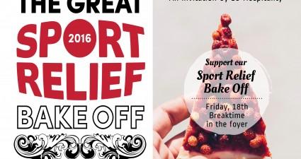 Sport Relief 2016 post 1
