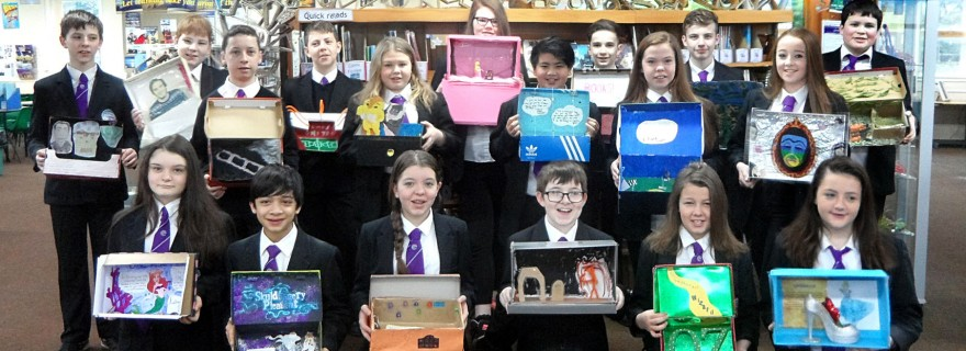 Story boxes class 4
