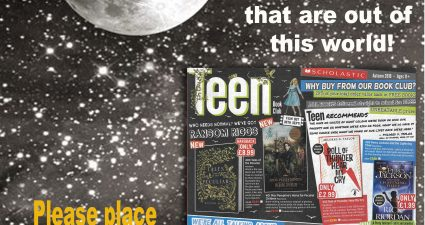 Teen Book Club magazine Autumn 2016 1