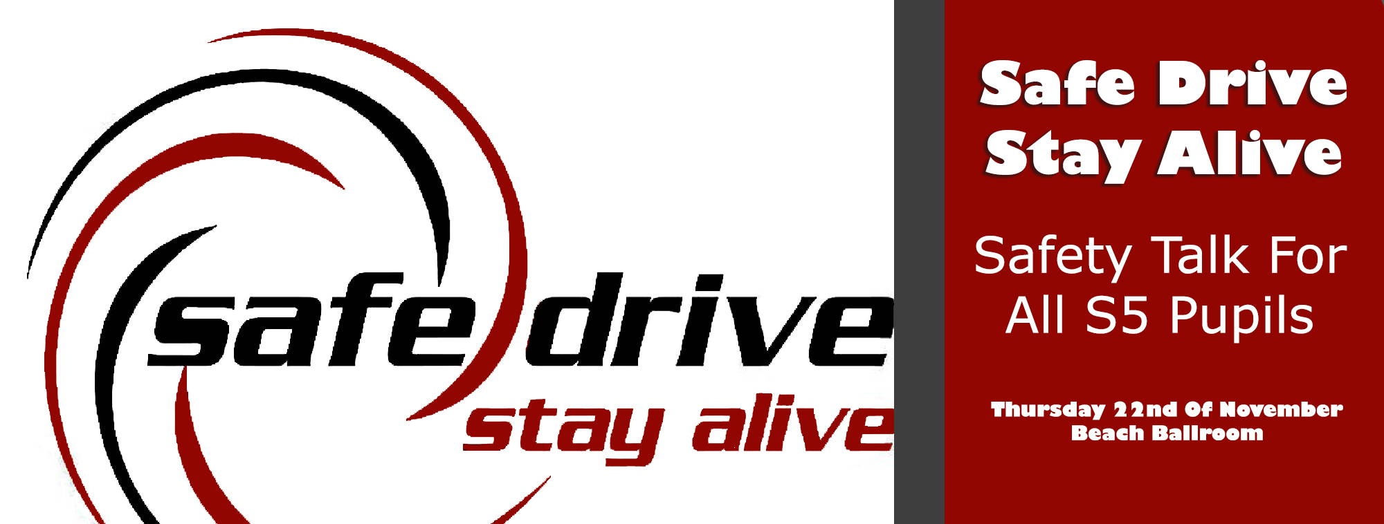 safe drive stay alive safety talk oldmachar academy