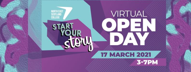 NESCol Virtual Open Days
