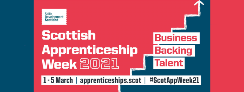 Scottish Apprenticeship Week 2021