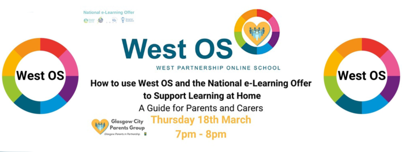 How to use West OS to Support Learning at Home: A Guide for Parents and Carers