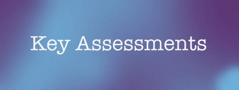 Senior Phase Assessment Plan and Timeline