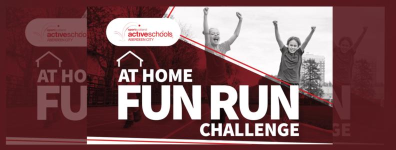 At Home Fun Run Challenge