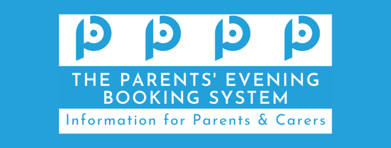 S1 Parents' Evening Using Parents Booking: Information for Parents and Carers