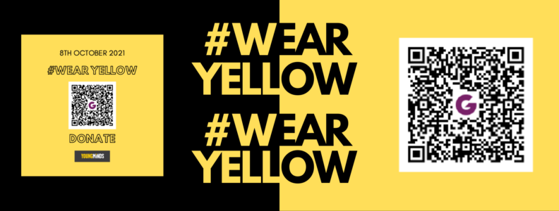#WearYellow – Friday, 8th of October