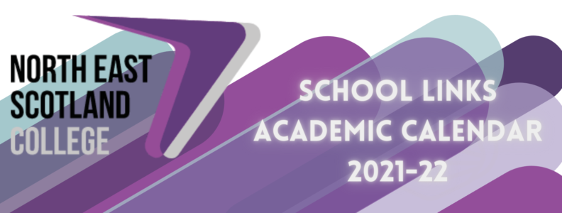 NESCol School Links Academic Calendar for 2021-22